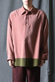 Ka na ta 2021 ximono shirt old pink
