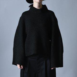 Ka na ta unmilitary knit black