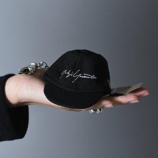 Yohji Yamamoto× NEW ERA CAP KEYHOLDER YY LOGO