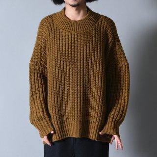 Ka na ta 15 years kanata knit mustard