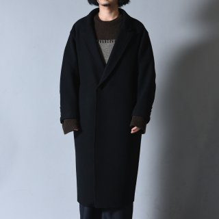 Ka na ta  15 rapel coat wool black