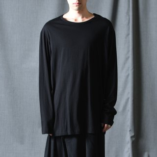 Yohji Yamamoto POUR HOMME BIGロングスリーブカットソー black