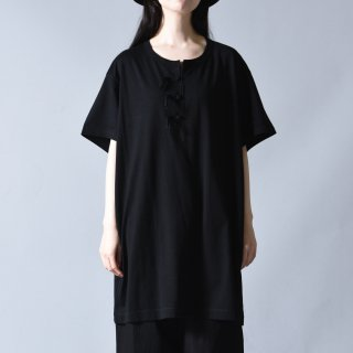 Yohji Yamamoto POUR HOMME 釈迦釦カットソー