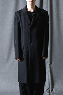 Yohji Yamamoto POUR HOMME Reギャバドクタージャケット