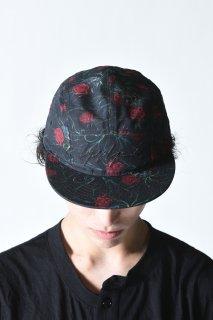 Yohji Yamamoto× NEW ERA JET CAP YY SIGN Skull&Rose