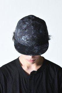 Yohji Yamamoto× NEW ERA  59FIFTY YY SIGN Skull&Rose