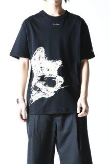 Yohji Yamamoto × NEW ERA TEE YY SIGN rin