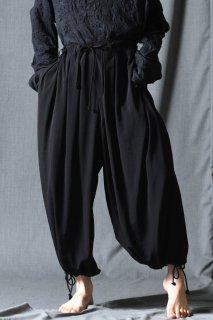 Yohji Yamamoto POUR HOMME  タキシードバルーンパンツ