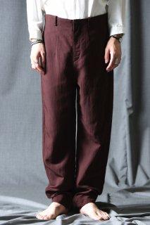 Ka na ta S pants brown