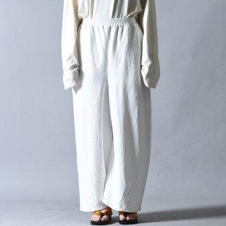 Ka na ta always hemp pants white