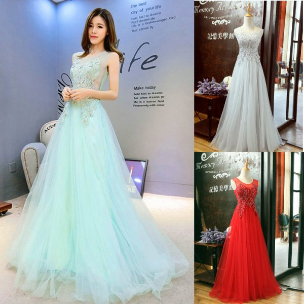 パーティードレス ロングドレス マキシ丈 刺繍が可愛いシフォン素材のロング丈ドレス 大きいサイズ 演奏会