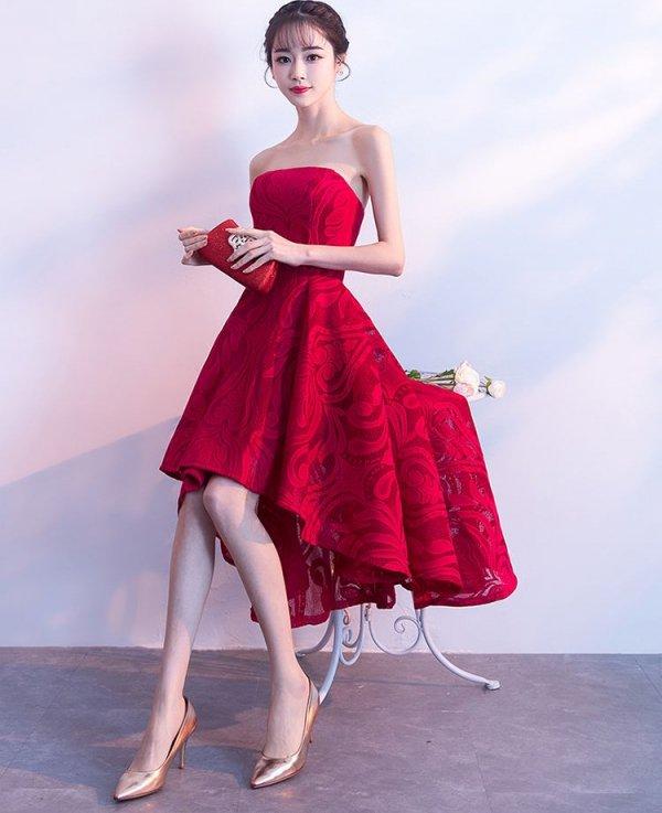 パーティードレス ドレス ショート丈 ラウンドネック ノースリーブ 大人可愛い 春夏 結婚式 二次会 お呼ばれ 謝恩会  発表会 演奏会 お呼ばれドレス 大きいサイズ