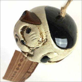 陶器製 風鈴 ネコ