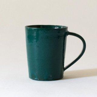 大江憲一 グリーンマグカップ