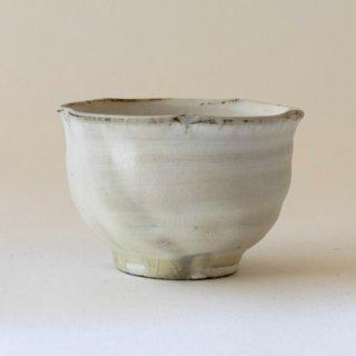 増田勉 りんご灰釉輪花鉢