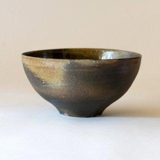 廣川智子 自然釉鉢(M)