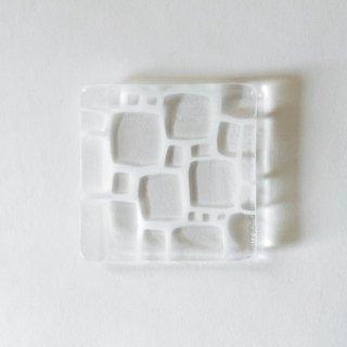 サブロウ 豆皿(白)