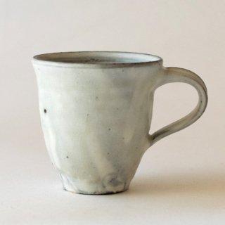 増田勉 リンゴ灰釉マグカップ