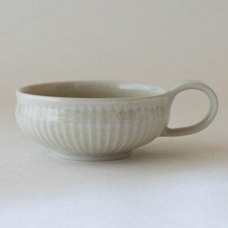 新井真之 浅型スープカップ