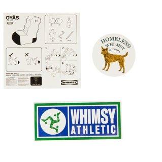 【WHIMSY】 20 AUTUMN STICKER SET