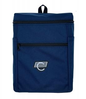 Navy Cordura backpack