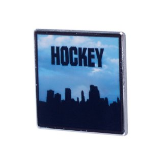 【HOCKEY】 Side Two Enamel Pin