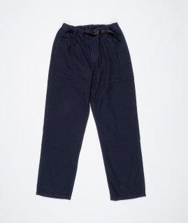 DANERCPH Belted Simple Pants Dark Navy
