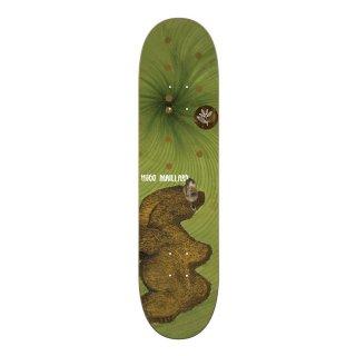 MAGENTA skateboards HUGO MAILLARD