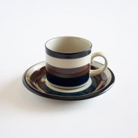 ARABIA/アラビア Kaira コーヒーカップ&ソーサー