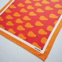 marimekko/マリメッコ スカーフ Paaryna/オレンジ 49×48