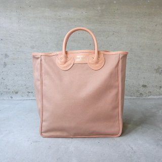 YOUNG & OLSEN The DRYGOODS STORE | CANVAS CARRYALL TOTE M(PEACH)