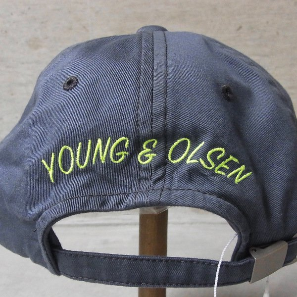 YOUNG & OLSEN The DRYGOODS STORE | JIMMY THE CAT FROST CAP(FROSTY NAVY)