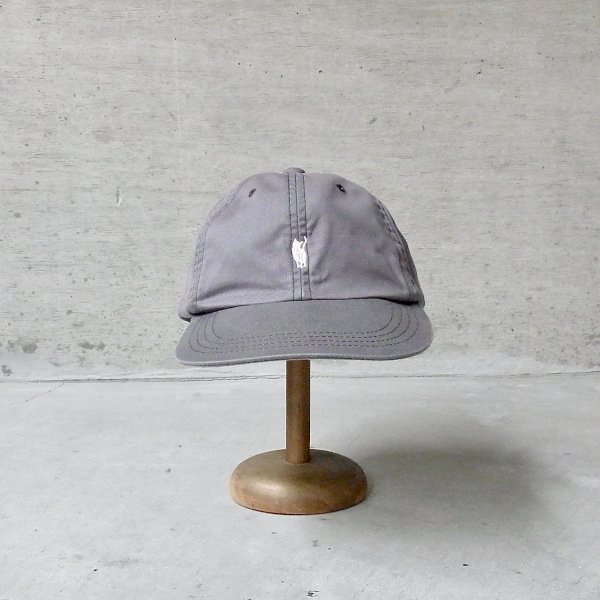YOUNG & OLSEN The DRYGOODS STORE | JIMMY THE CAT FROST CAP(FROSTY GREY)