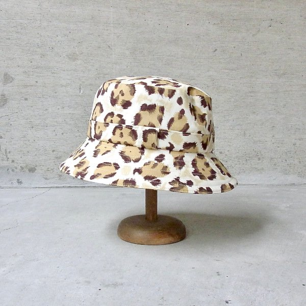 YOUNG & OLSEN The DRYGOODS STORE | LEOPARD BUCKET HAT(LEO)