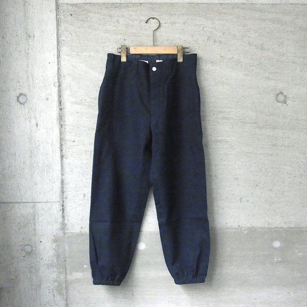 YOUNG & OLSEN The DRYGOODS STORE | YOUNG SWAGGER PANTS(NAVY)