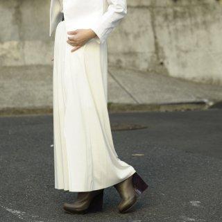 スカート -white-
