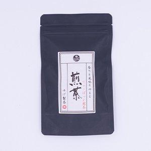 ティーバッグ煎茶・急須用(黒袋)4g×10バッグ
