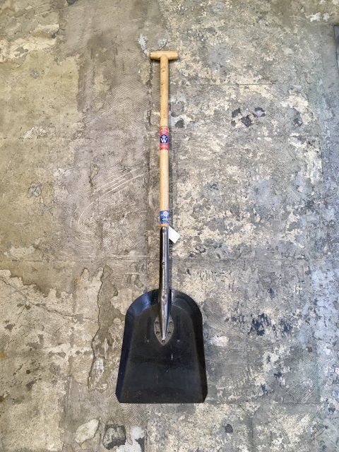 SWEDISH SHOVEL