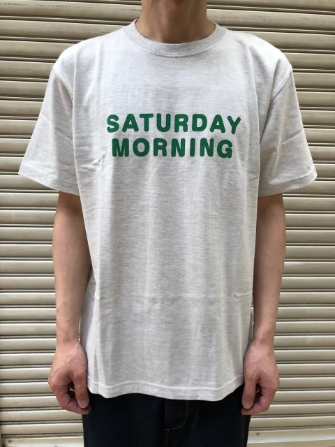 Saturday Morning PT Short Sleeve T SHIRTS