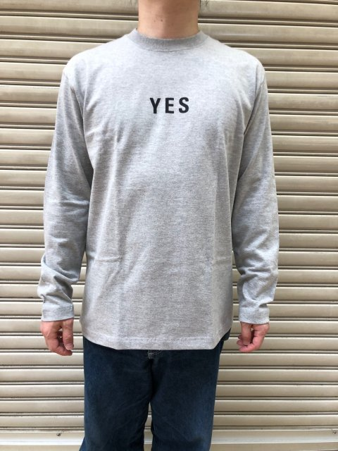 Yes PT Long Sleeve T SHIRTS