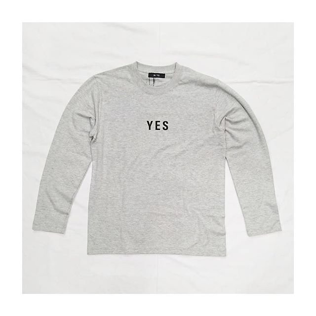 YES L/S TEE
