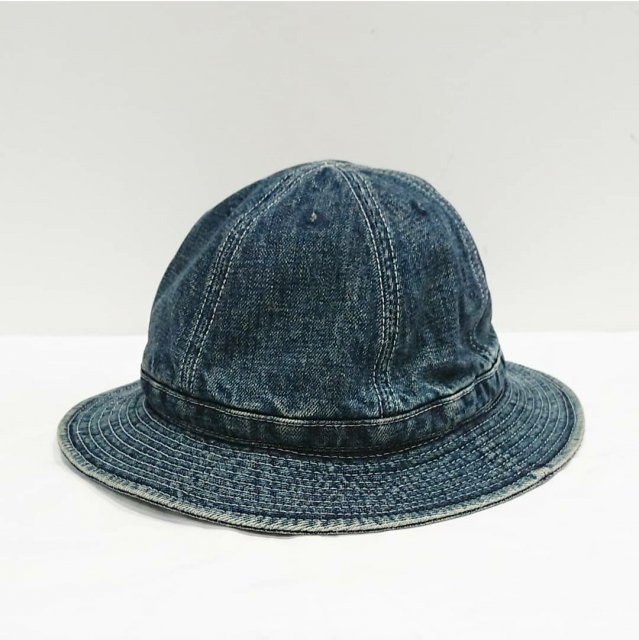 <img class='new_mark_img1' src='https://img.shop-pro.jp/img/new/icons61.gif' style='border:none;display:inline;margin:0px;padding:0px;width:auto;' />SELVEDGE DENIM HAT