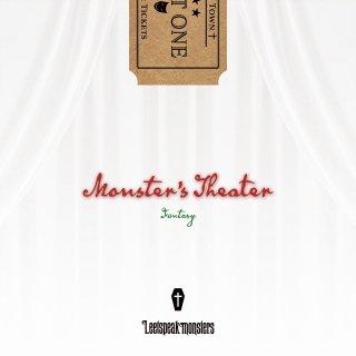 1st FULL ALBUM『Monster's Theater』ファンタジー盤