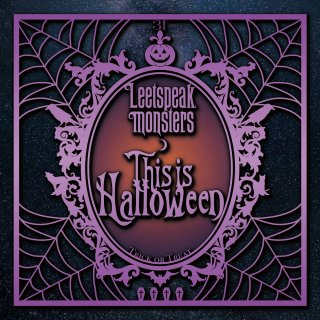 2nd Maxi Single『This is Halloween』通常盤/3曲入りCD