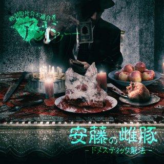 1st Maxi Single 『安藤の雌豚-ドメスティック製法-』メシウマ盤