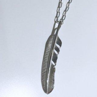 SILVER DOLLAR シルバーダラー Feather Pendant 005 (正)