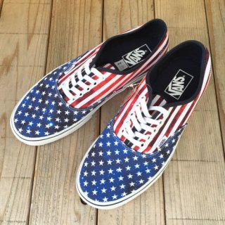 <img class='new_mark_img1' src='https://img.shop-pro.jp/img/new/icons50.gif' style='border:none;display:inline;margin:0px;padding:0px;width:auto;' />VANS ヴァンズ AUTHENTIC AMERICANA スニーカー