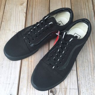 <img class='new_mark_img1' src='https://img.shop-pro.jp/img/new/icons50.gif' style='border:none;display:inline;margin:0px;padding:0px;width:auto;' />VANS バンズ OLD SKOOL ALL BLACK スニーカー