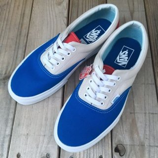 <img class='new_mark_img1' src='https://img.shop-pro.jp/img/new/icons50.gif' style='border:none;display:inline;margin:0px;padding:0px;width:auto;' />VANS バンズ ERA 1966 BLUE/GRAY/RED スニーカー