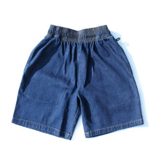 <img class='new_mark_img1' src='https://img.shop-pro.jp/img/new/icons14.gif' style='border:none;display:inline;margin:0px;padding:0px;width:auto;' />COOKMAN クックマン Chef Short Pants Denim NAVY